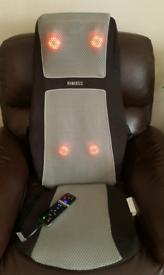Homedics 3D deluxe Shiatzu massager