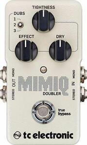 TC Electronic Mimiq Doubler pédale d'effets