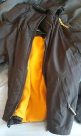 Large superdry jacket