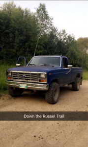 1986 Ford 3/4 Ton REDUCED