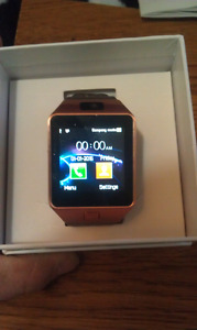 Android Smart Watch (Rogers) SEND TEXT MESSAGE TO CONTACT #