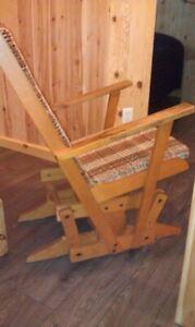 Chaise qui berce