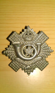 Canadian pre-WW2 Military Cap Badge