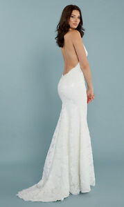 Katie May Backless Wedding Dress- Lanai Gown