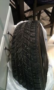 Good Year Winter Studded Tires