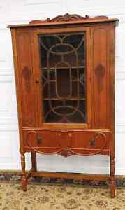 Antique China Cabinet * Delivery Available *