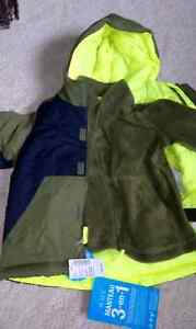 Brand new w/ tag winter jacket and pants