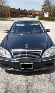 2004 Mercedes-Benz S-Class S55 AMG Sedan