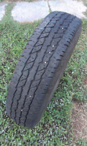 6 Baja Widetrack A/S LT M&S  8.00 R16.5   $60 each
