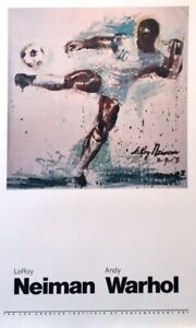 WANTED:LEROY NEIMAN SPORTS ART POSTERS & PRINTS/MAGAZINE COVERS
