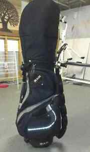 Golf clubs. Nike Driver and bag