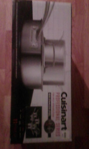 Cuisinart professional series tri ply stainless 11 piece set