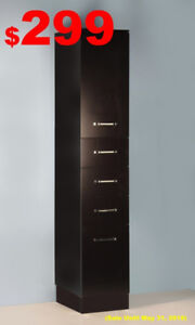 "Linen Tower *Linen Cabinet"" for Bathroom, $299"