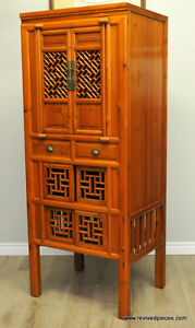 Antique Chinese Pantry Cabinet