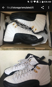 6.5 youth size jordan 12 taxis