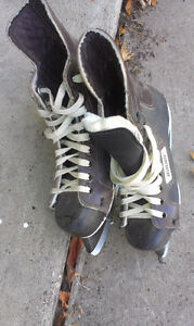 Boys Bauer Skates