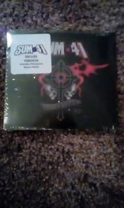 NEW SEALED! Sum 41 CD - 13 Voices 2016!