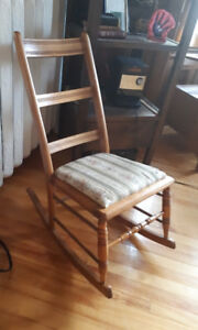 Antique Rocking (Nursing) Chair