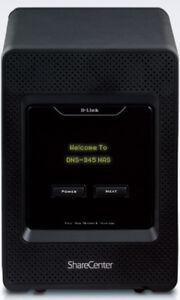 D-Link DNS-345 NAS ShareCenter® 4-Bay Cloud Storage 4000