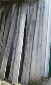 Barn board, 1x6,1x8,1x12