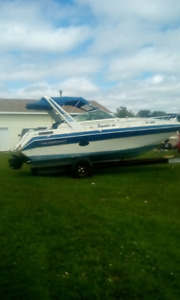 *fall special* 30ft twin engine yatch