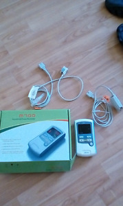 Brand new in box never used hand held pulse oximeter baby/adult
