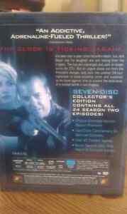 Twenty Four (24) Season Two DVD Set Kitchener / Waterloo Kitchener Area image 2