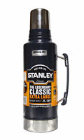 new Stanley Extra Large Vacuum Bottle, Stainless Steel Navy1.9L