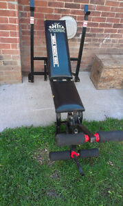 York Bench Press