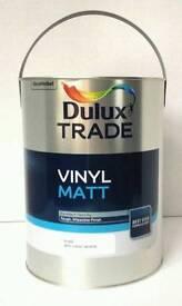 Dulux Trade Vinyl Matt Extra Deep Base 5L