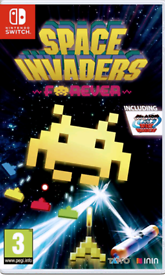 Nintendo Switch - Space Invaders Forever