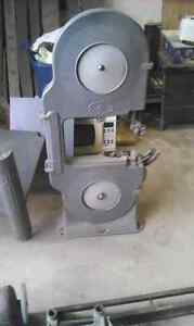 """Beaver 14"""" band saw and other shop tools"""