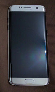 Unlocked Galaxy S7 Edge - 32 GB (+32 GB SD Card) Kingston Kingston Area image 1