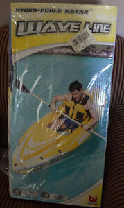 HYDRO-FORCE KAYAK - WAVE LINE