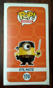Funko Pop Vinyl figures - Minions, Space Ghost Cambridge Kitchener Area image 5