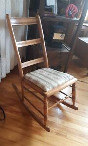 Antique Rocking/Nursing Chair