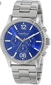 Caravelle new york watch still with box