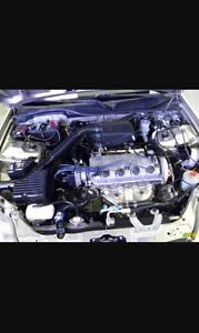 Need honda civic engine