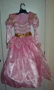 Costume de princesse enfant