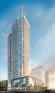 The Wesley Tower at Mississauga city centre