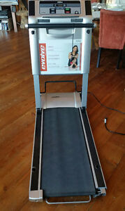 EVOLVE COMPACT TREADMILL - BARELY USED - CAN DELIVER IF NEEDED