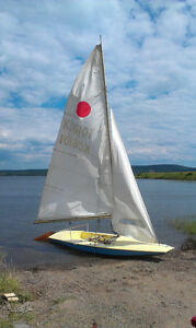 Fireball - sailboat for sale