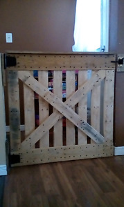 Baby/pet gates for sale