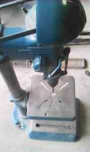 Beaver drill press and other shop tools