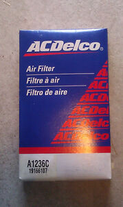 AC Delco Air Filter A1236C