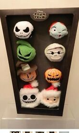 Disney store nightmare before Christmas tsum tsum
