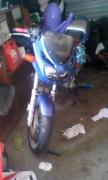 250cc Yamaha Zeal 4 Cylinder Park Avenue Rockhampton City Preview