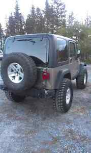 HARD TOP for jeep tj
