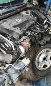 Vauxhall astra 2.0 diesel engine 2014