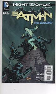 BATMAN NEW 52 #7,8,9,12,15,16,17 DEATH IN THE FAMILY JOKER